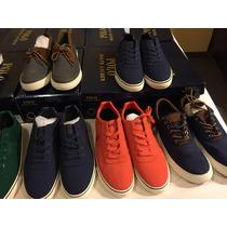 Zapatillas Polo Ralph Lauren.