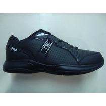 Zapatillas Fila Tenis Cuero Hombre Original