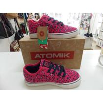 Zapatillas Skate Atomik Nuevas