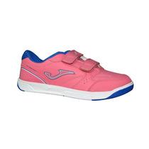 Zapatillas Joma Kids Niños Nenas Velcro Casual Olimpico2