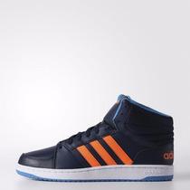 Zapatillas Adidas Botitas Neo Hoops Vs Mid + Envio Gratis