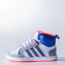 Botitas Adidas Neo Hoops Velcro Bebe / Brand Sports