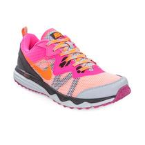 Dual Fusion Trail W Color Gris/naranja/rosa Fluo/gris Xxx