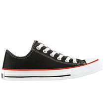 Zapatilla Converse Chuck Taylor All Star Black/red 123176b