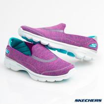 Zapatillas Running Mujer Skechers Go Walk 3 / Brand Sports