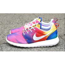 Zapatillas Nike Modelo Roshe, Nuevas En Caja. Hombre Y Dama