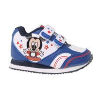 Zapatillas Addnice Mickey Disney Con Luces Envio Gratis