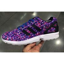Zapatillas Adidas Originals Zx Flux Prism Nuevas Importadas
