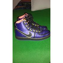 Zapatillas Violetas Metalizadas T Adidas Dc Supra