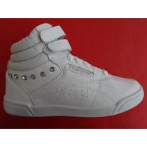 Zapatillas Botitas Tipo Reebok Freestyle Marca Proforce