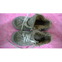 Zapatillas Eagle N°32-plantilla Mide 20.5cm.-suela Mide 22.5