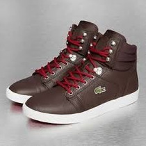 Zapatillas Lacoste Cuero Orelle Hombre Originales Nuevas
