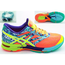 Zapatiallas Asics Noosa Tri 10 Dama Originales Local Palermo