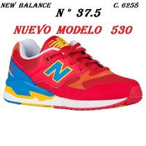 New Balance Mod Nuevo 530 Vs N° Roja ( 574 ) 9 Añ En M Libre