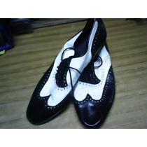 Zapatos De Tango Y Zapatilla De Danza