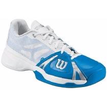 Zapatillas Tenis Wilson Rush Hc / Padel /squash