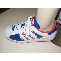 Zapatillas Adidas N.b.a D.pistons-ind.pacers-l.a. Clippers