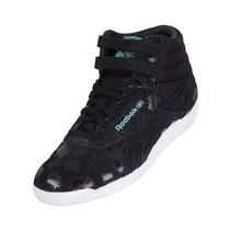 Zapatillas Reebok Freestyle Hi Graphics