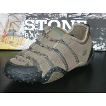 Zapatillas Stone Trekking 39 Al 44 Originales Tequilaonline