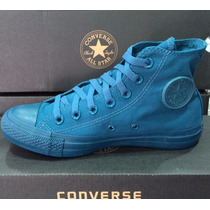 Zapatilla Converse All Star Bota Petroleo Monocromo