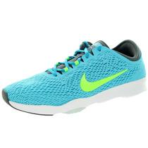 Zapatillas Nike Zoom Fit Training Neoprene Ventiladas - Usa