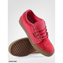 Zapatillas Vans Chukka Low (red Gum)