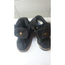 Zapatillas De Nena Hermosa N 23 Liquidacion