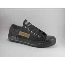 Zapatillas De Lona Fio Calzados Art4432