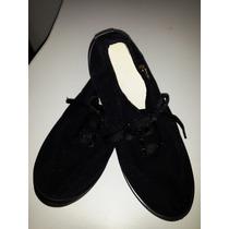 Zapatillas Deli Negro Nº39 25cm