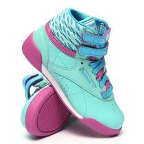 Zapatillas Reebok Freestyle Hi Niños