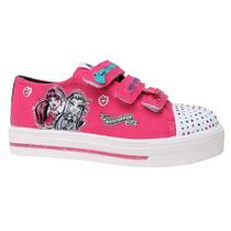 Zapatillas Disney Monster High Cierres Velcro