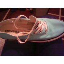 Zapatillas All Star Converse - Importadas Celestes.