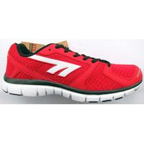 Zapatillas Hi Tec Running Casual Urbana Caminata Gym Import