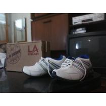 Zapatilla La Gear Blancas Nuevas!!750