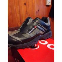 Zapatillas Trekking,trabajo,deporte Bochin - 41 Unico Par