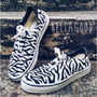 Zapatillas Animal Print Artesanales
