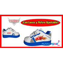 Nuevas Zapatillas Disney Baby Cars! Nuevos Diseños Para Bebe