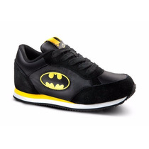 Zapatillas Topper Niño Nene Running Batman