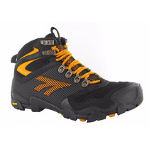 Zapatillas Botin Hi Tec Trekking Outdoor Sierra Lite Waterpr