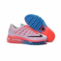 Zapatillas Nike Air Max 2016 Mujer Originales - Caballito