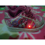 Zapatillas Disney Addnice Con Luz Minnie Talle 23