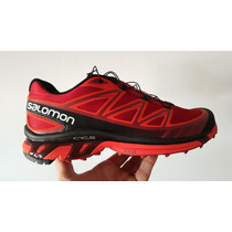 Zapatillas Salomon Wings Pro Control De Pronación - Trail