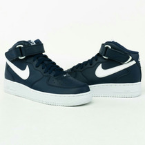 Nike Air Force Mid Navy