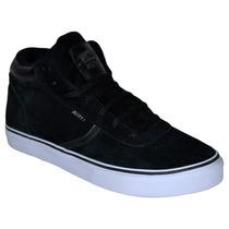 Zapatillas Rusty Asil-hi Negro Hombre Skate Rz000901