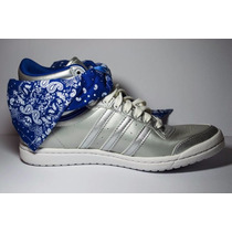 Zapatillas Adidas Top Ten Sleek Bow Band Mujer