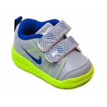 Zapatillas Nike Pico Lt Tdv Abrojos Niños Bebes Urbanas