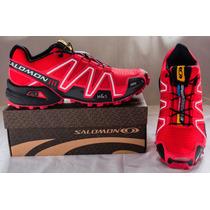 Salomon Speedcross 3 - Nuevas En Caja - Envío Gratis