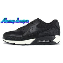 Nike Air Max 90 Leather Pa - Hombre