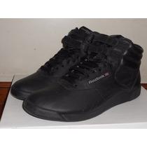 Zapatillas Reebok Botitas- Freestyle Black Talle 39.5
