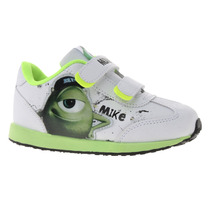 Zapatillas Disney Running Monster Mike Velcro